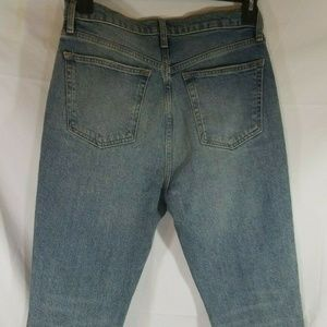 Free People Distressed Jeans